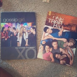 Gossip girl and one tree hill (full first seasons)